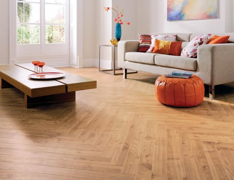 A picture of Karndesigner flooring - AmericanOak Lounge