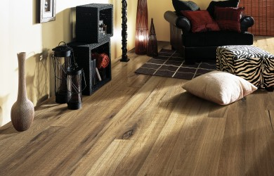 A picture of Safari Oak wood flooring