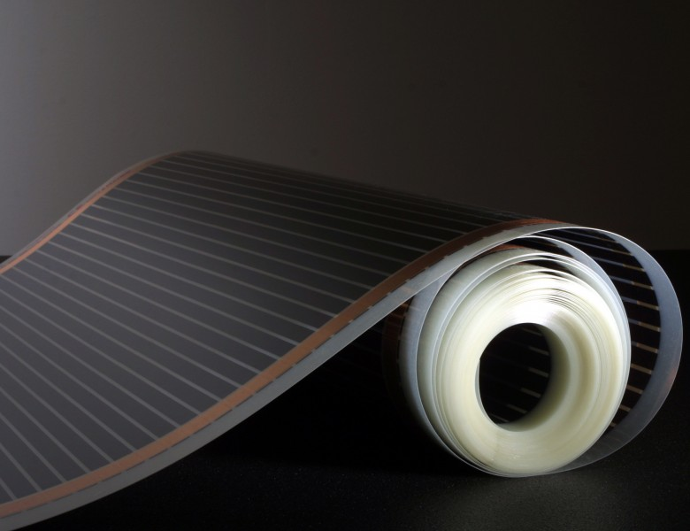 A picture of High quality underfloor heating material
