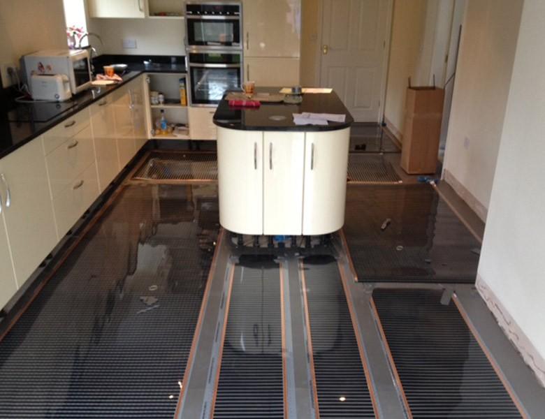 Domestic Underfloor Heating
