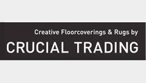 Crucial Trading floorcoverings logo