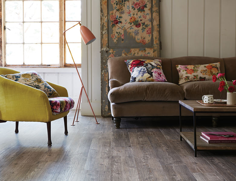Darkwood Amtico Floor