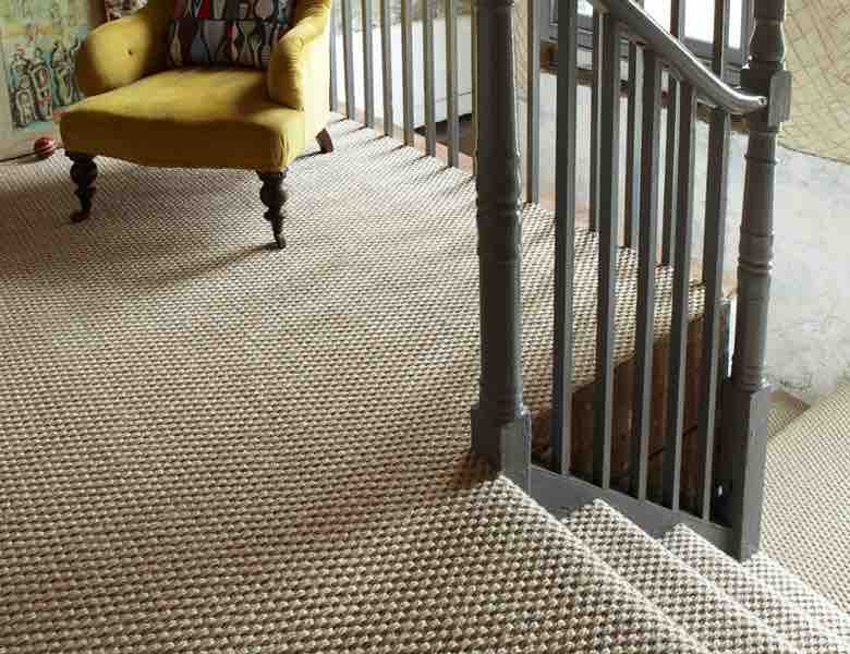 A picture of Natural Flooring - Sisal Super Panama