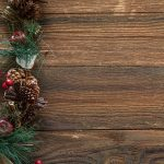 protect your wood flooring at your christmas party