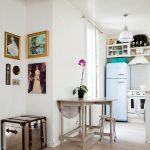 Holiday home flooring
